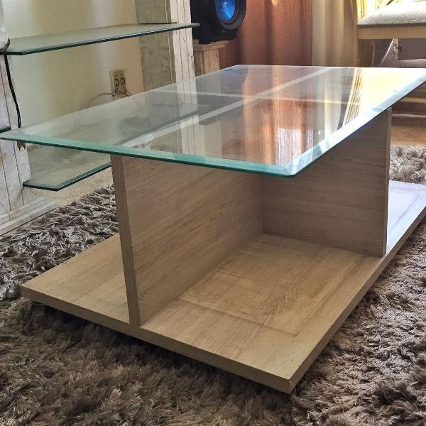 Mesa de centro para sala - elegante