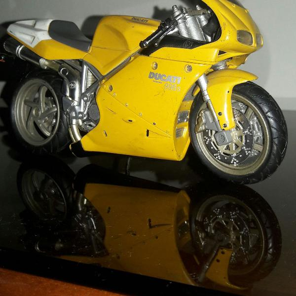 Moto ducati 998