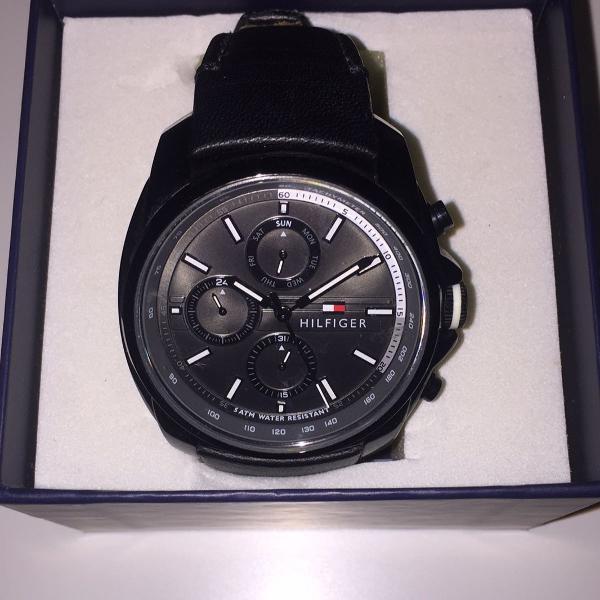 Relógio masculino original tommy hilfiger