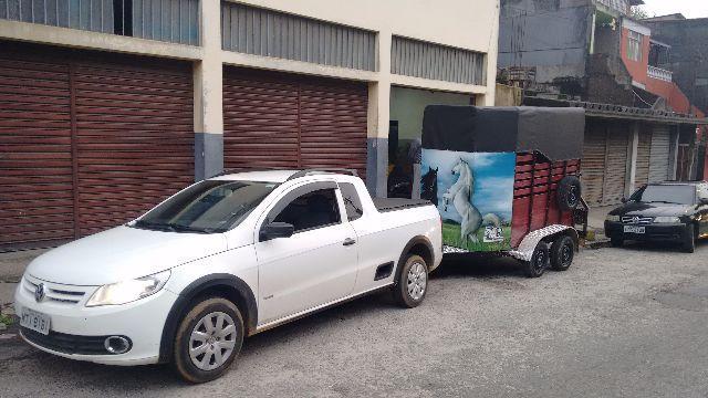 Frete/transporte para animais