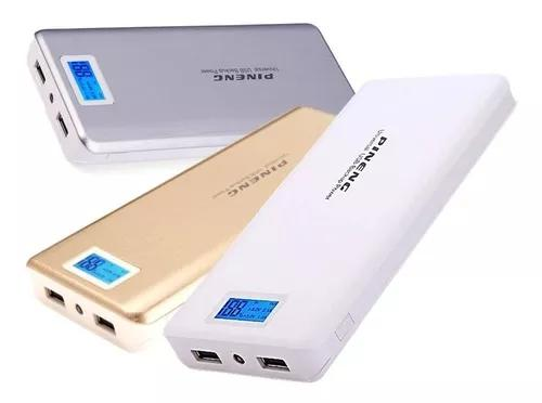 Bateria extra portátil pineng original de 20000mah power