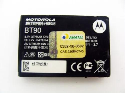 Bateria original bt90 para celular moto u10