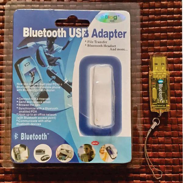 Bluetooth usb adaptador