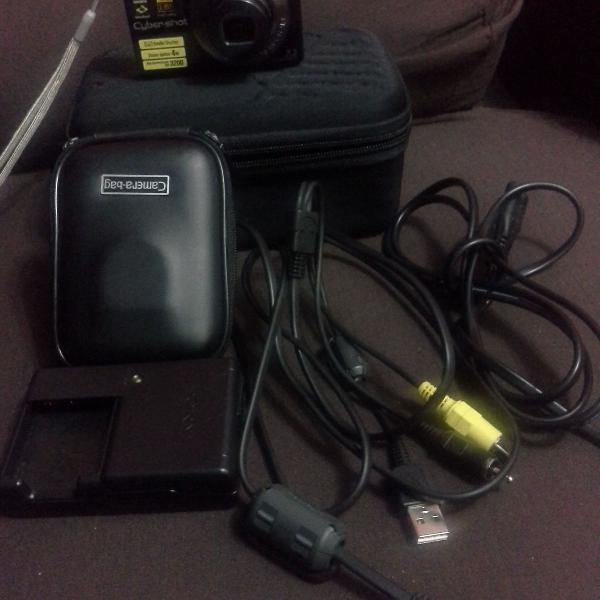 Camera digital cyber-shot sony 7.2 megapixel