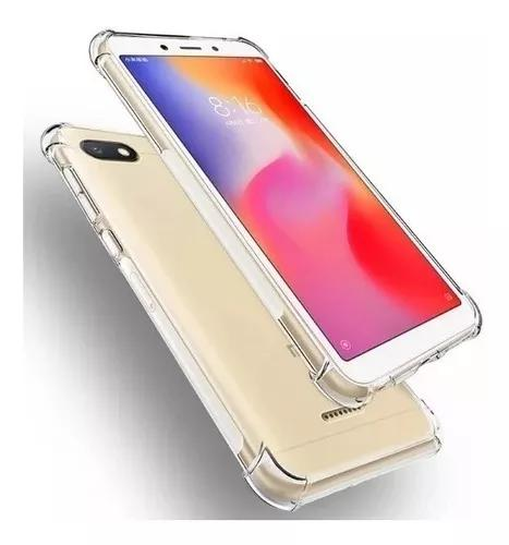 Capa case capinha air anti shock xiaomi redmi 6a