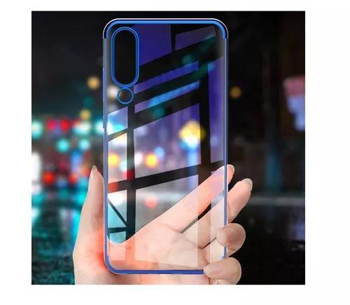 Capa case ultra slim redmi note 7 + pel vidro 5d full glue