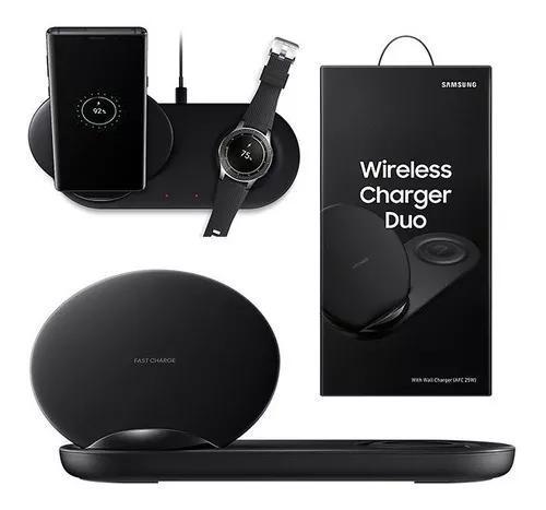 Carregador original samsung wireless s
