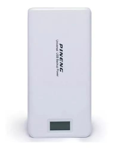 Carregador portátil powerbank pineng pn920 20000mah