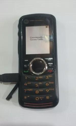 Celular motorola nextel i296 botão ptt quebrado a57-12