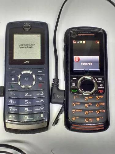 Celular radio nextel modelos i290 e i296