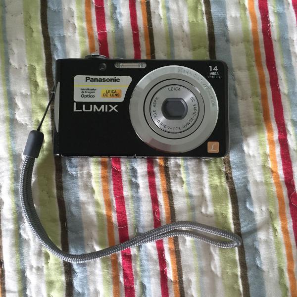 Câmera digital Panasonic DMC FH2 zeradinha