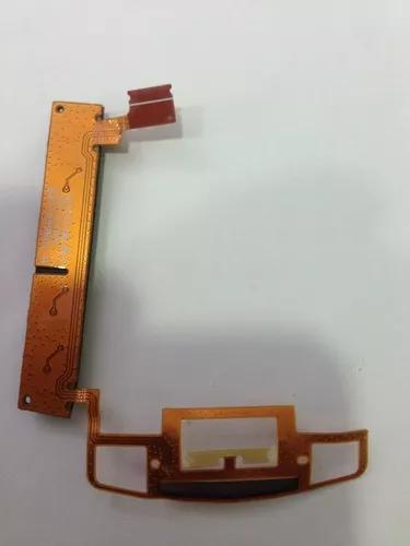 Flex cable botão lateral ptt nextel i290 carta reg.