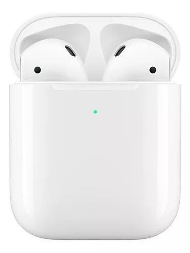 Fone Apple AirPods 2 2019 Wifi Charger Original Lacrado