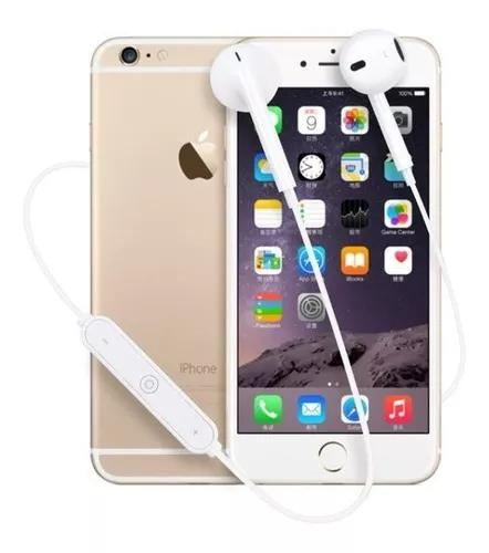 Fone de ouvido bluetooth sports compativel iphone android pc