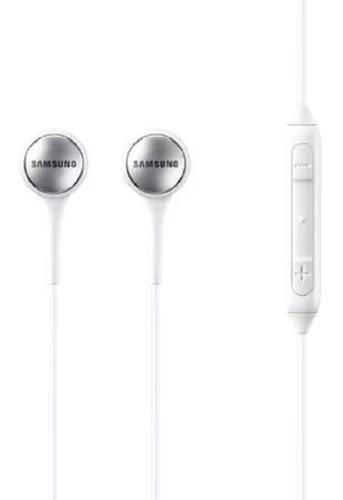 Fone de ouvido original samsung estéreo in ear ig935 branco