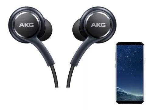 Fone de ouvido samsung akg® s8 s9 s10 100% original