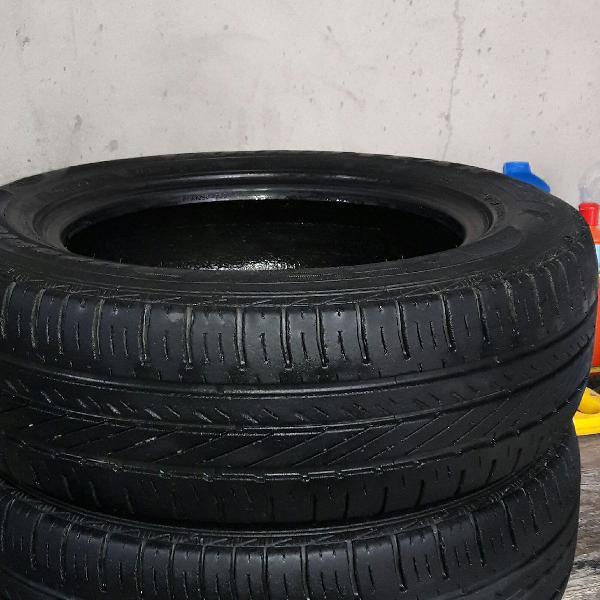 Kit 2 pneus 175/65r14 82t gps duraplus fuelmax goodyear
