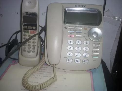 Kitsc/ telefone sony spp-c500 japones c/ vos;antigo / conser