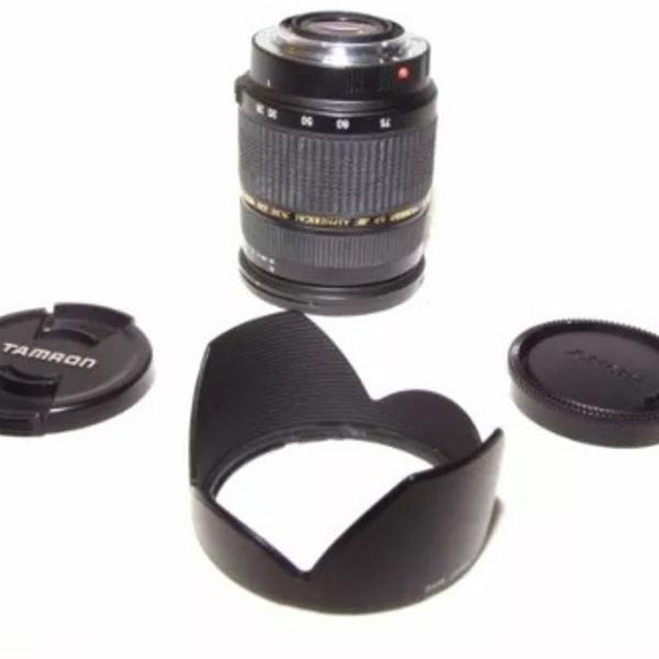 Lente tamron af 28-75mm f/2.8 xr di ld lens + filter set