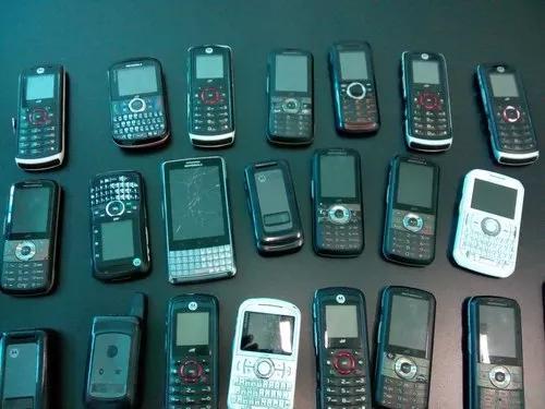 Lote de aparelhos nextel id