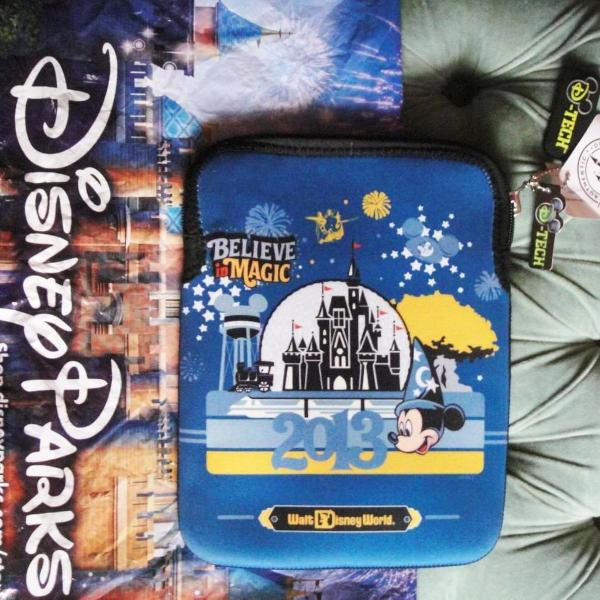Mickey capa ipad 1,2,3,4 e tablet exclusividade park disney