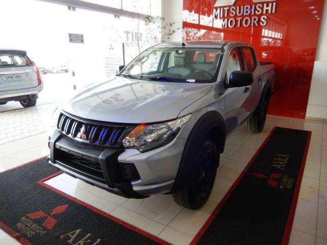 Mitsubishi l200 triton sport glx 2.4 cd diesel mec.