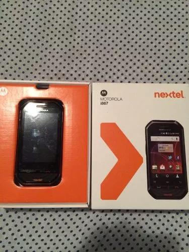 Motorola i 867 um mês de uso