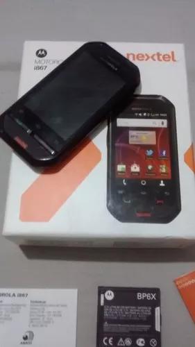 Motorola i867 - nextel s
