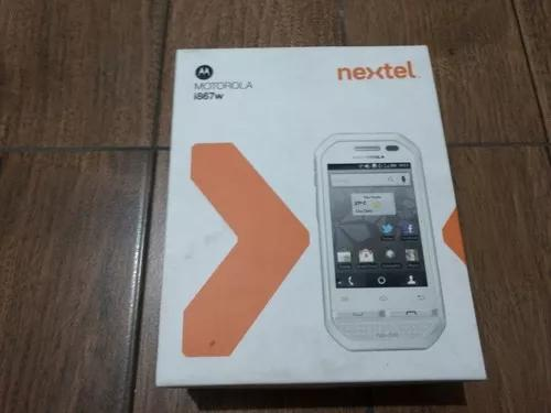 Motorola nextel i867w