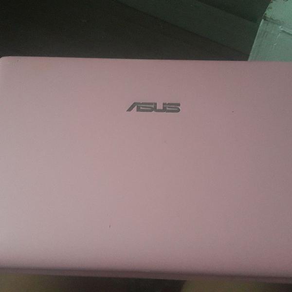 Netbook rosa claro