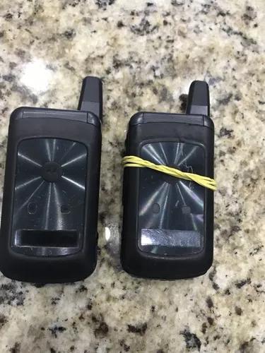 Nextel i576 os 2 aparelhos por 200 um tá normal o outro bat
