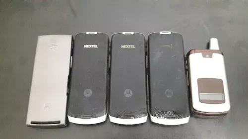 Nextel motorola 5 aparelhos