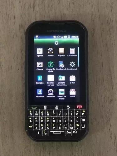 Nextel motorola titanium (android, gps, wi-fi)