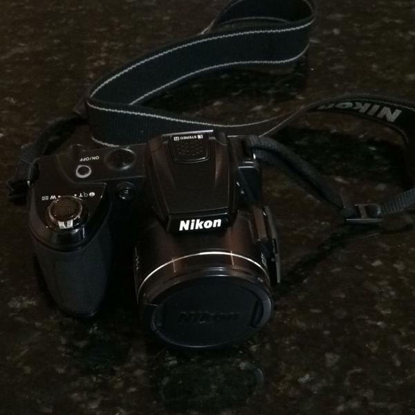 Nikon coolpix l120 14.1megapixels