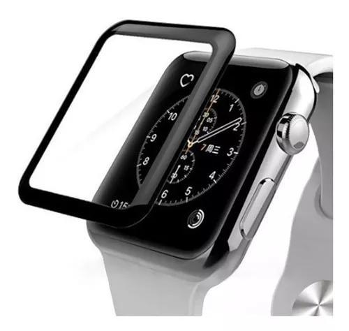 Pelicula proteção apple watch 6d 38/40/42/44mm serie 1 2 3