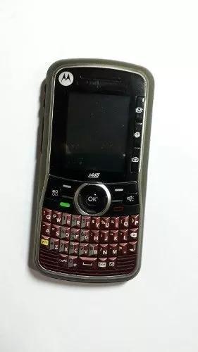 Radio nextel ptt iden i465 c/ bateria usado