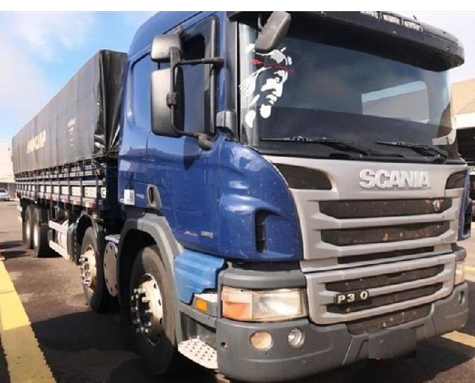 Scania p360 ano 2013. *parcelo por contrato