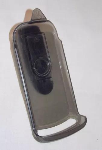 Suporte belt clip nextel motorola preto transparente