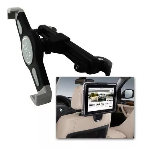 Suporte universal tablet ipad samsung carro encosto cabeça