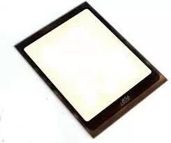 Tela do visor de vidro nextel i856 nova com adesivo