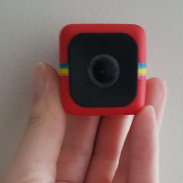 Action cam polaroid