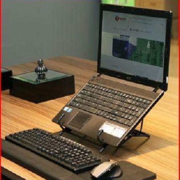Apoio ergonômico p/ notebook - digitador sn1263