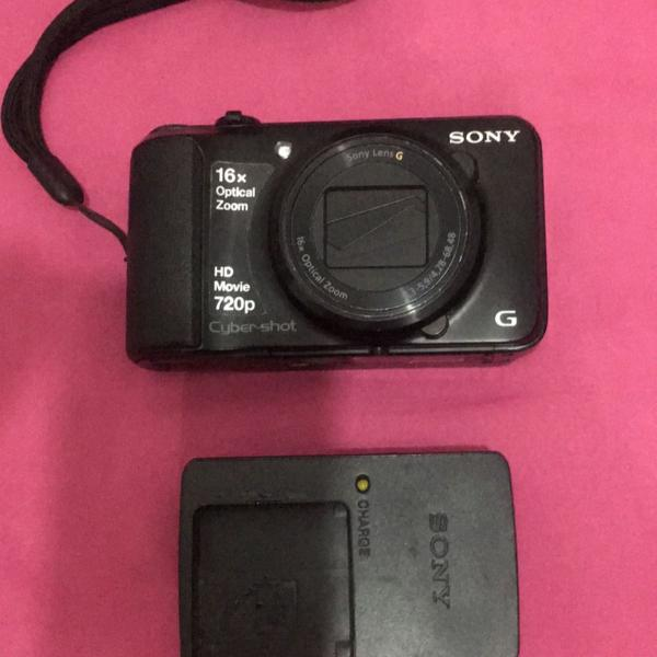 Camera cyber shot 720p