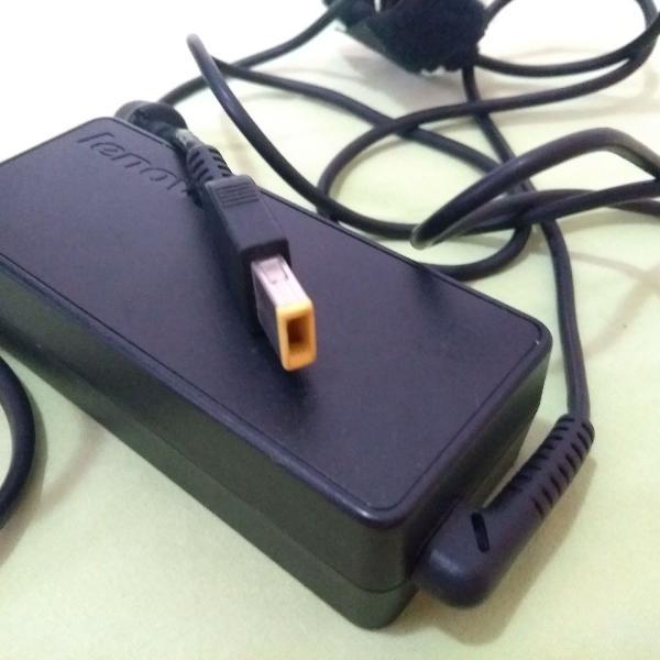 Carregador notebook lenovo original