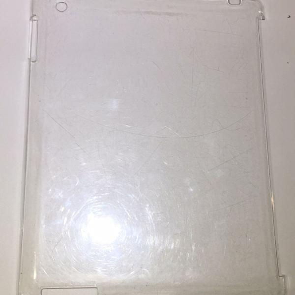 Case acrílico ipad 2 - apple