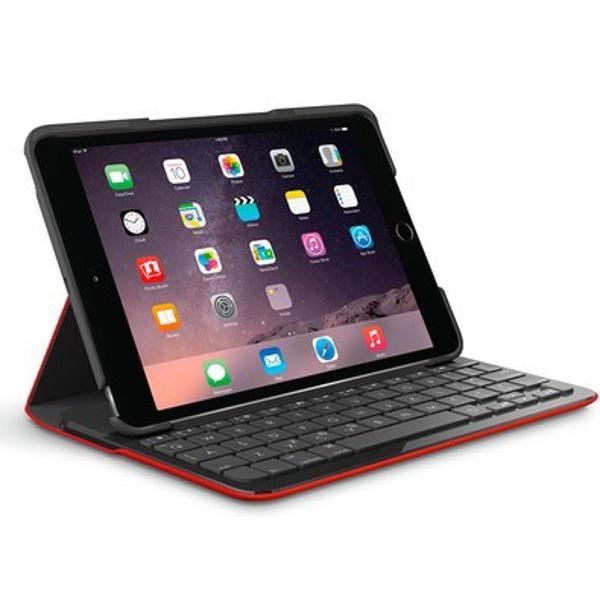Case com teclado ipad mini
