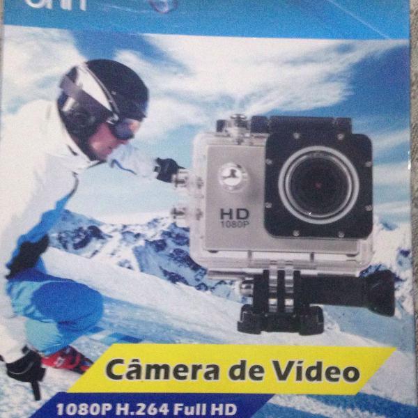 Câmera + acessórios