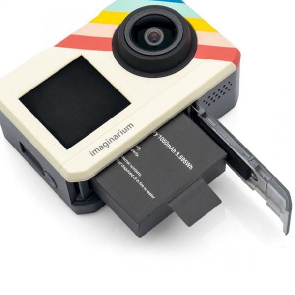Câmera arco íris