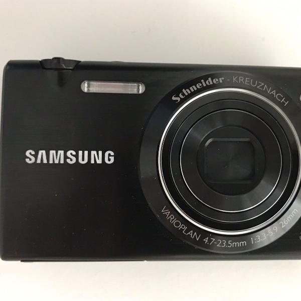 Câmera digital samsung mv800 16.1 mega pixels