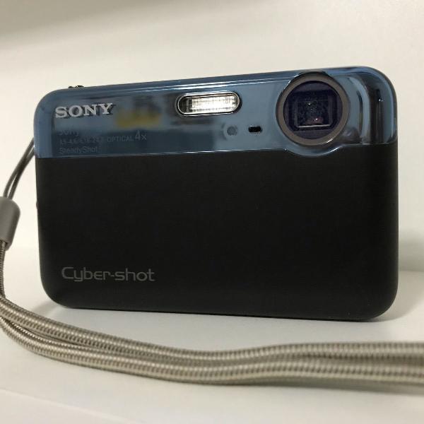 Câmera fotográfica cybershot dsc-j10